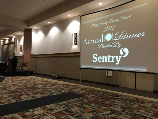 Portage County Business Council's 2018 Annual Dinner