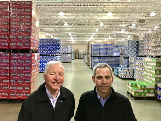 Father-son team Hubie and Chad Wood own and operate