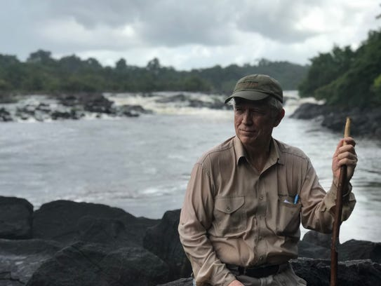 Russell Mittermeier, Ph.D. is one of six finalists