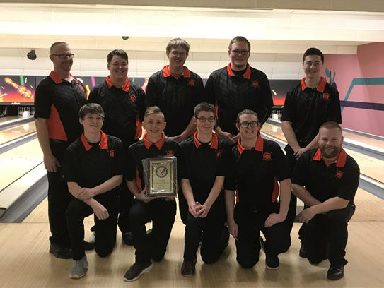 Ashland won the boys title in the first Ohio Cardinal