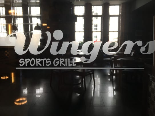 Wingers plans to open this month in the RSA Dexter