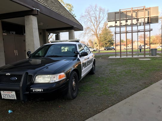 Police officers are on Valley Oak campus after rumors