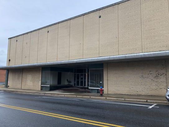 320 W. Main St. in Waynesboro.