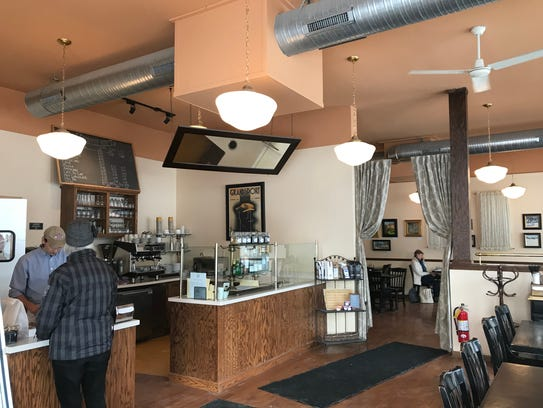 North Shore Boulangerie offers a variety of baked goods
