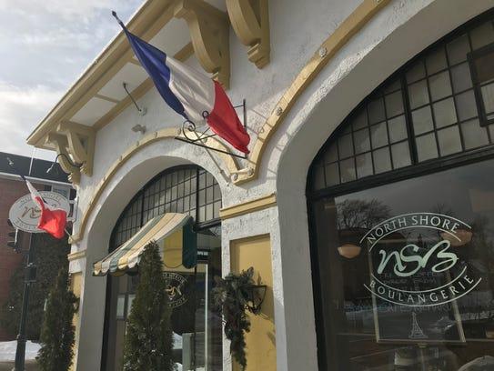 Gene Webb opened North Shore Boulangerie in June 2014.