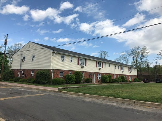 Tall Tree Apartments in Jamesburg.