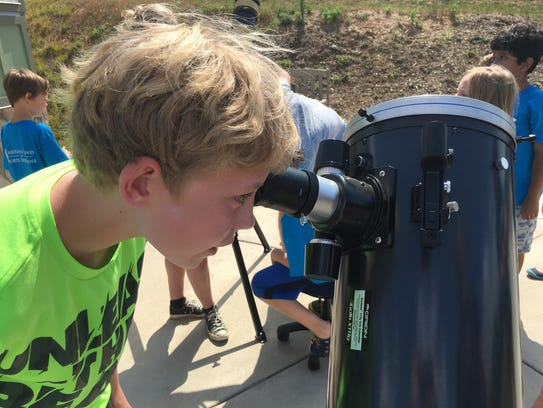 Asheville Museum of Science brings kids and science