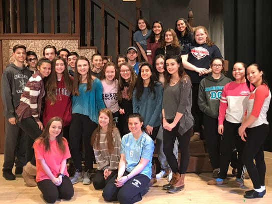 """Kennedy Catholic High School in Somers presents """"The"""