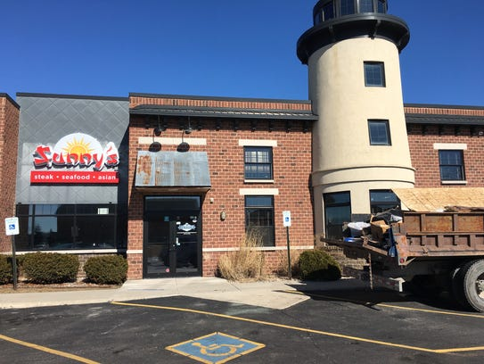 Sunny's, an Asian steak and seafood restaurant, plans