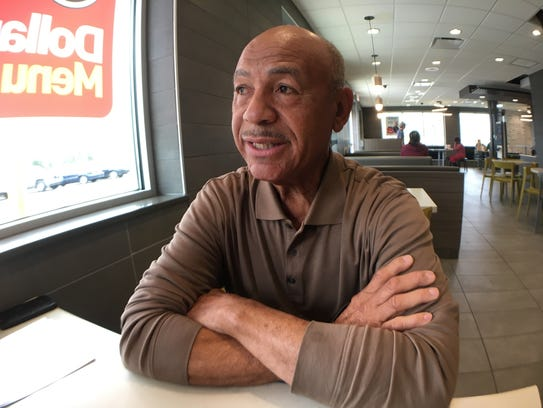 Longtime Montgomery YMCA executive Sim Sippial talks