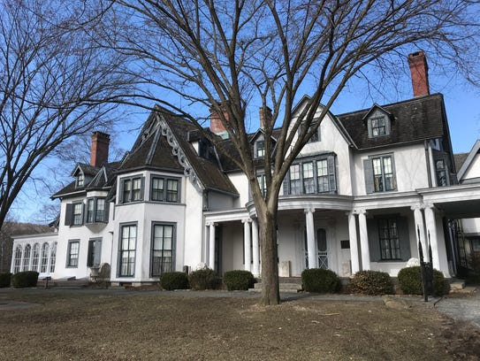 Over the course of about 100 years Ringwood Manor went