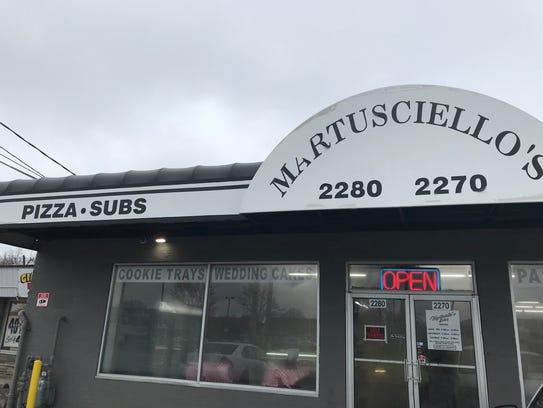 Martusciello's Bakery in Gates