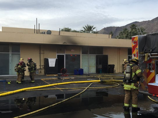 Bongo Johnny's kitchen was destroyed in a fire Wednesday
