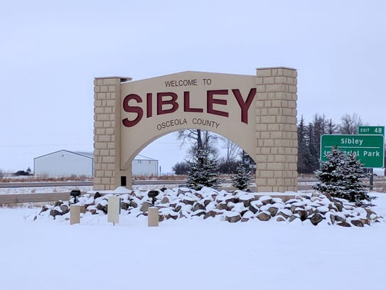 The city of Sibley is threatening to sue one of its