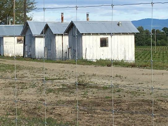 Farmworker housing in Jackson County