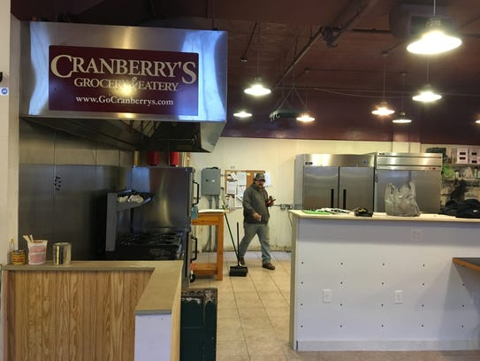 Cranberry's Grocery and Eatery in Staunton is expanding