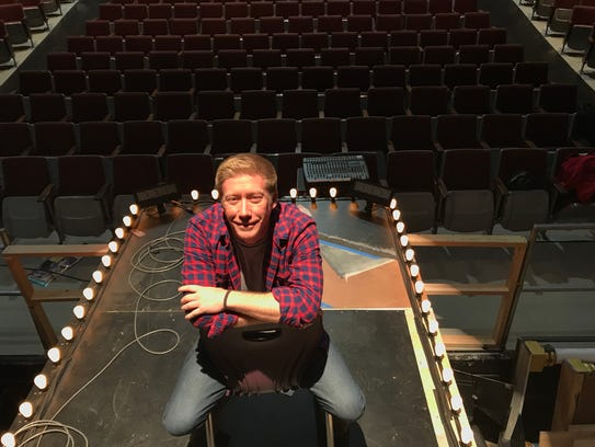 Nyack High School's director Joe Egan is leaving the school's celebrated theater program after 20 years.