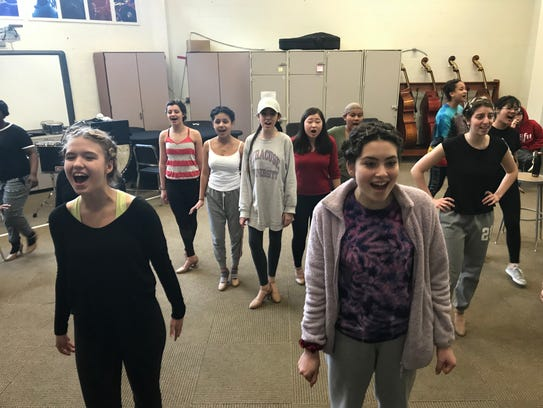 """Nyack High School presents """"Smile""""; 7:30 p.m., March"""