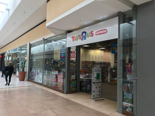 The Toys R Us Express Southridge store is to close