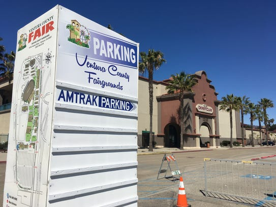 The board for the Ventura County Fairgrounds is taking