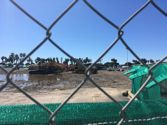 The Ventura County Fairgrounds, a state agency, has lost revenue in part because it has been unable to charge for parking. The site has been used as a base for the mud removal related to the Montecito disaster.