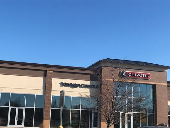 New stores at Towne Center Webster.