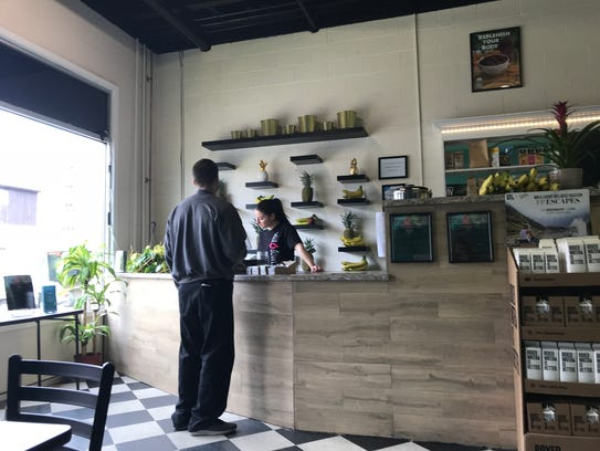 Viva Bowls in the Market East Plaza at 280 E. Main St. in Newark has been open since November 2017.