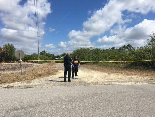 The Lee County Sheriff's Office is investigating the
