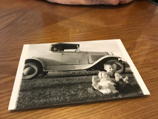 Pauline Gresham is looking for a Ford Model A that