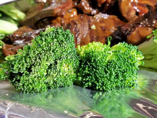 Vitamin C acts as a natural antihistamine, making broccoliyour friend.