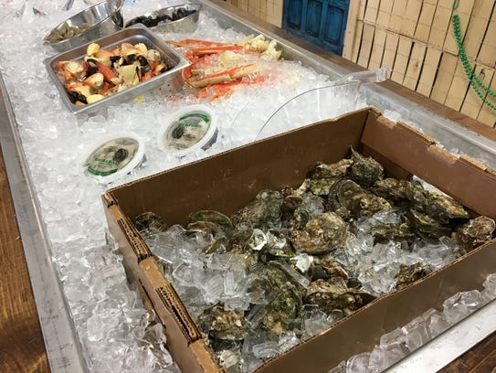 Bubba Gandy Seafood and Cajun Market offers some items