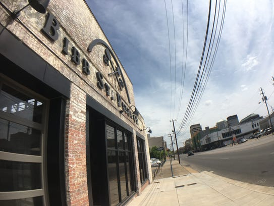Bibb Street Pizza Co. plans to officially open later