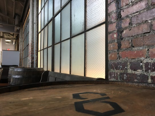 The taproom at Common Bond Brewers will feature tastings