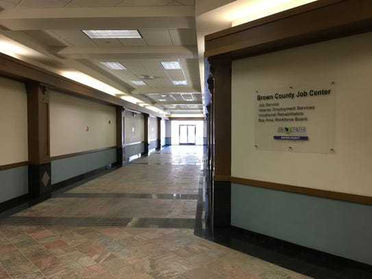 The Brown County Job Center has leased space in the