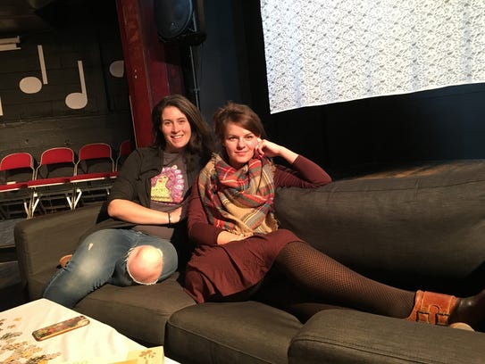 Alice Flanders, left, will direct Maggie Lou Rader