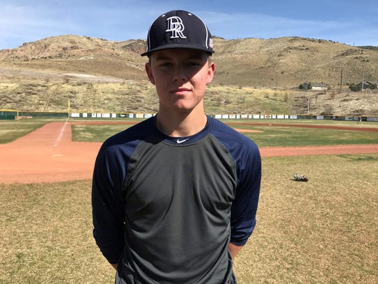 Zack Jensen hopes to keep playing baseball at Sierra College in Rocklin, Calif.