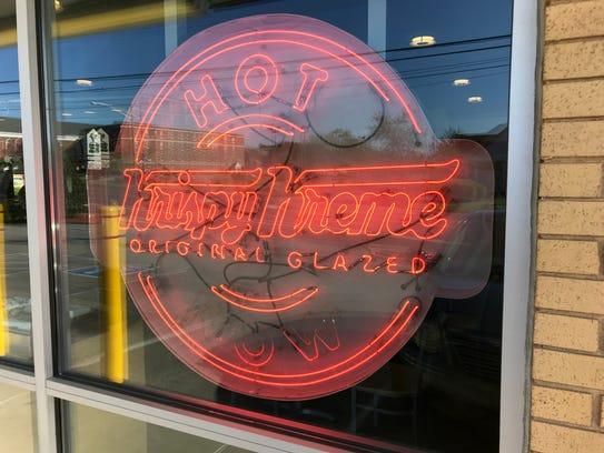 Krispy Kreme sold its store at 6201 Kingston Pike to