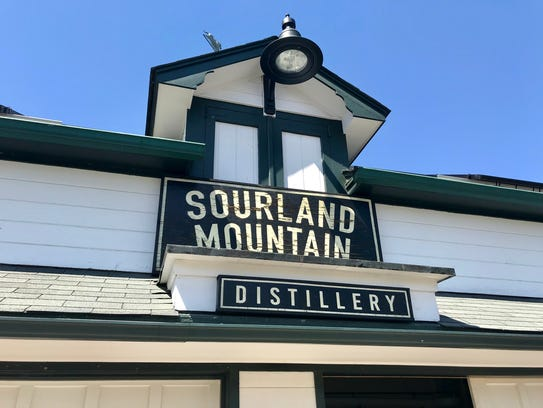 Sourland Mountain Spirits distillery in Hopewell.