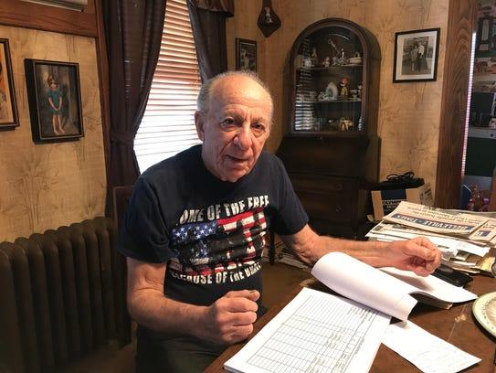 Former Belleville Commissioner Vincent Frantantoni praises the commission form of government. In 1990, Belleville switched from a commission to the council-manager form of government.