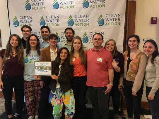 Clean Water Action's canvass staff