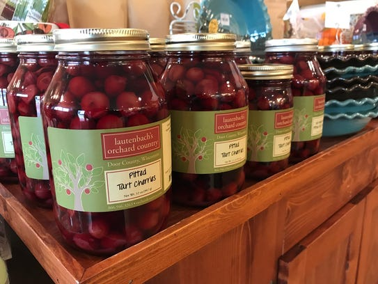 For the non-wine drinker, there are all kinds of cherry