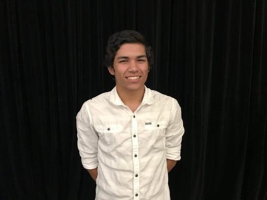 Gabe Lopez, Lely High School