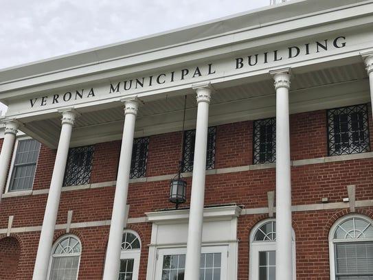 Verona Municipal Building, 600 Bloomfield Ave.