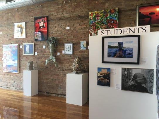 ArtlessBastard, a new art gallery in downtown De Pere,