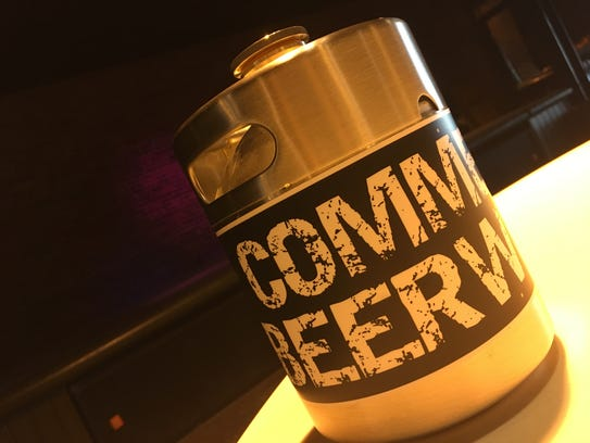 Commerce Beerworks will feature 75 brews on tap and
