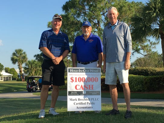 $100,000 Second Chance Shoot Out Participants – Kevin