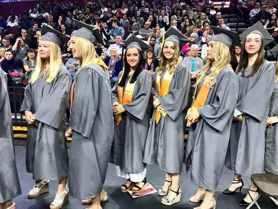 Middlesex County College held its 2018 Commencement