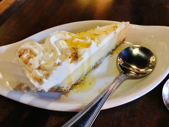 HopCat's Florida-Style Key Lime Pie.