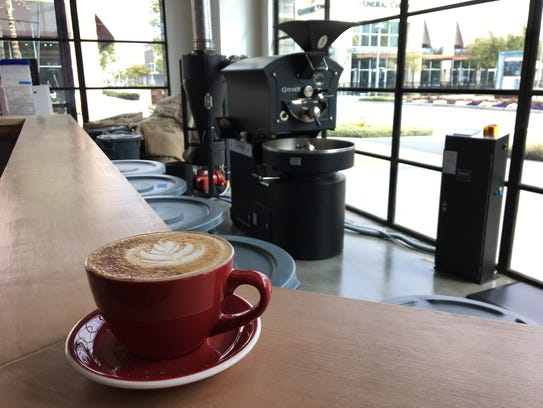 Ragamuffin Coffee Roasters at The Annex in Oxnard will