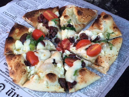 Wood-Fired Wednesdays are held every Wednesday from